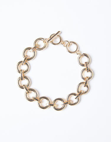 Everyday Chunky Chain Bracelet