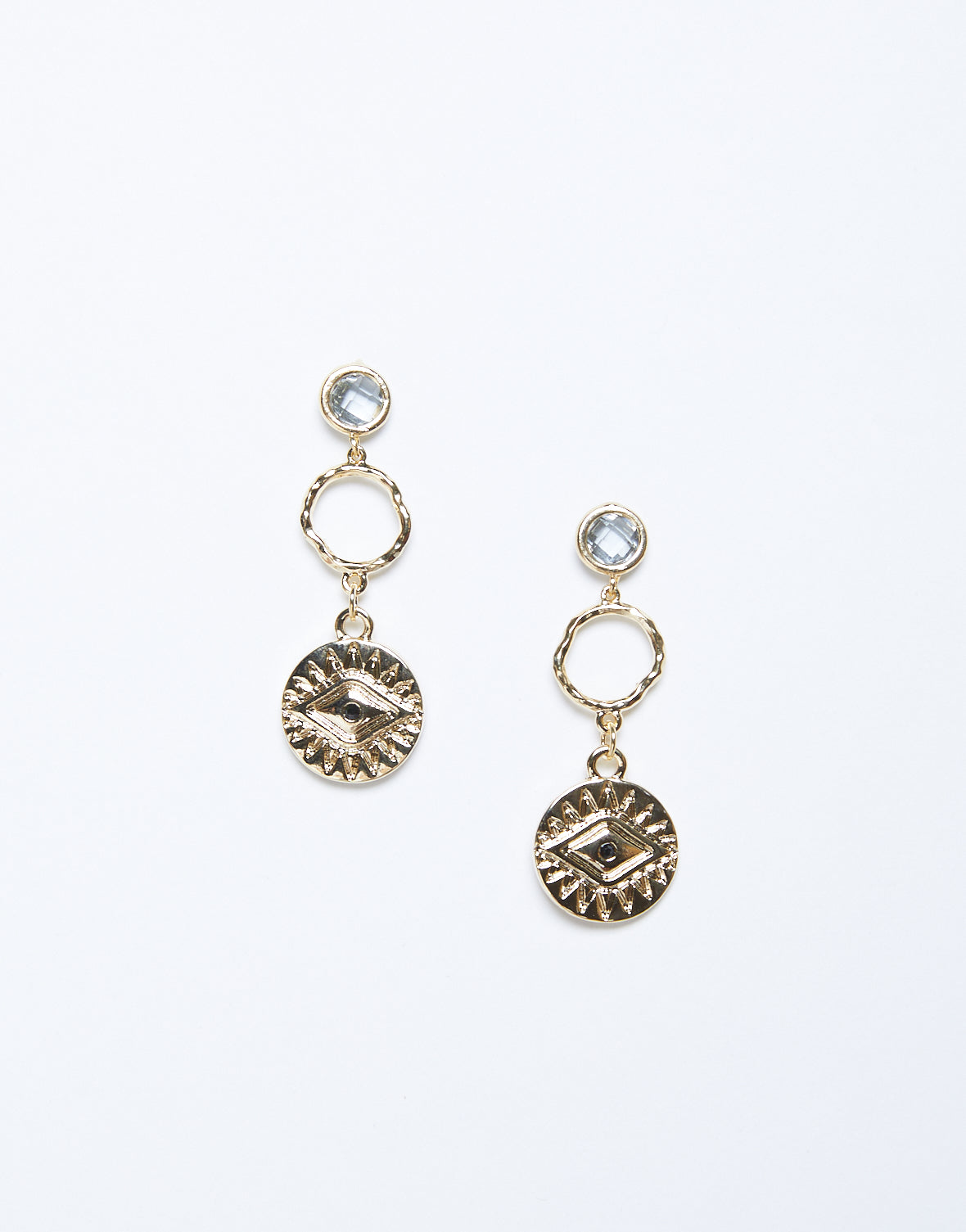 Eye Of The Beholder Earrings