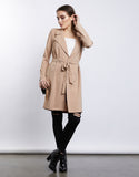 Feelin' Lucky Lightweight Trench Coat