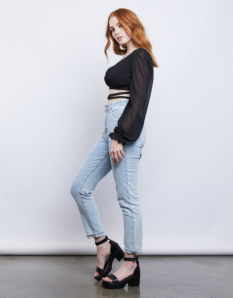 Femme Fatale Top Tops -2020AVE