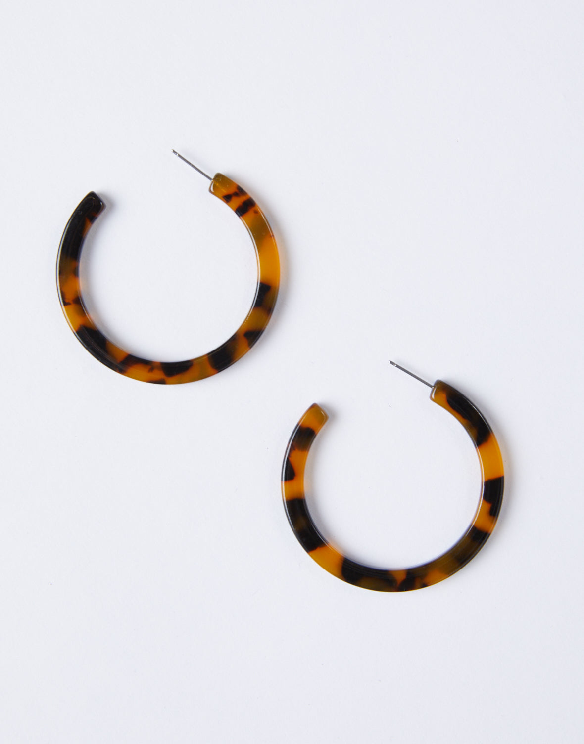 Fill The Gap Tortoise Earrings