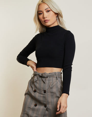 Find A Way Crop Top