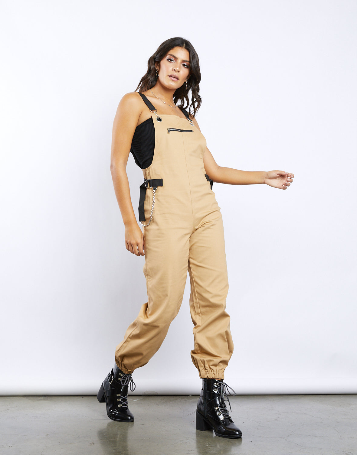 Forward And Back Jumpsuit