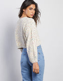 Funfetti Speckled Sweater