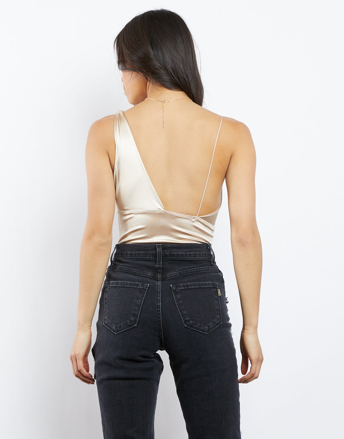 Kai Shiny Bodysuit