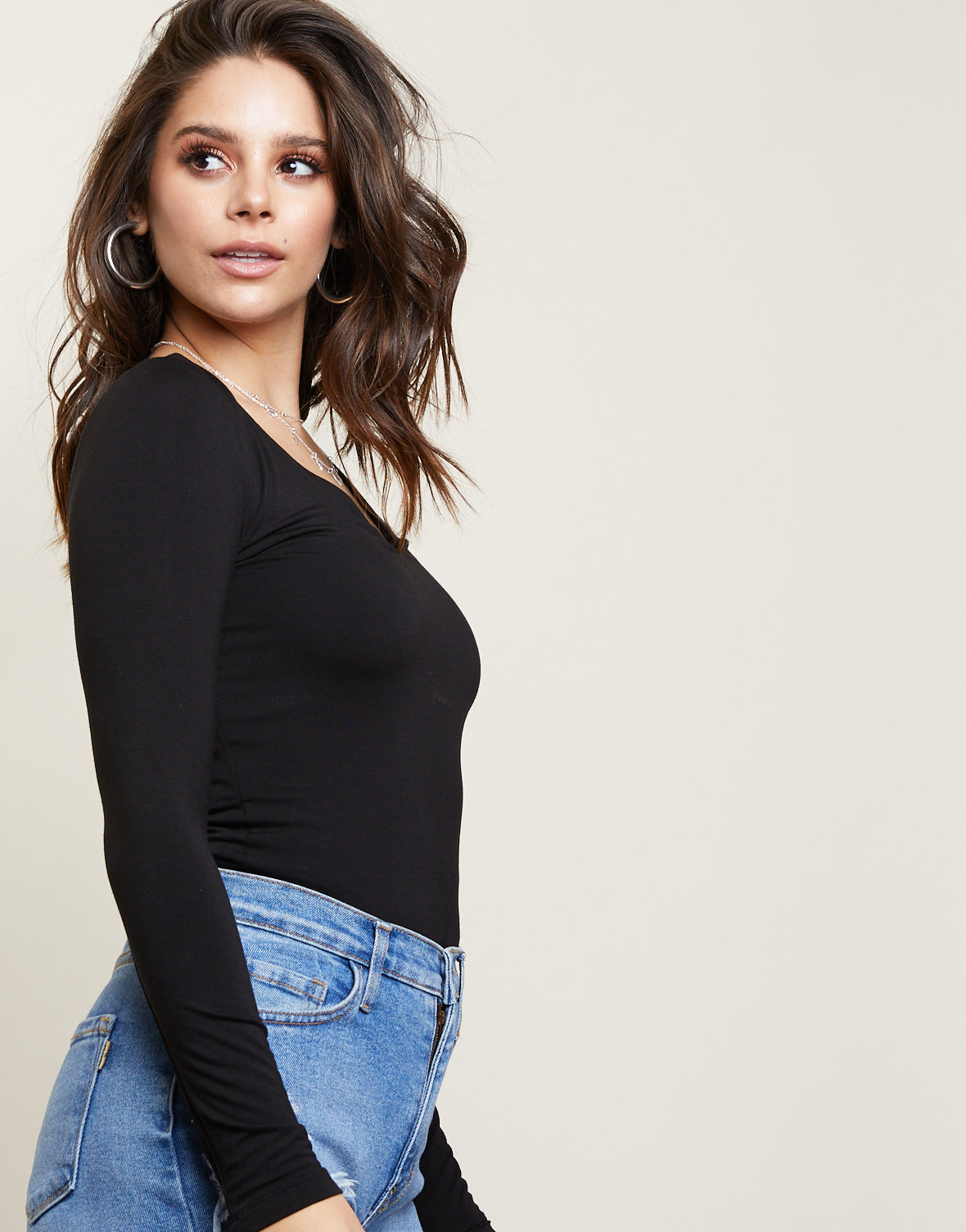 Great Escape Long Sleeve Top
