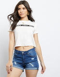 Hadley Denim Shorts