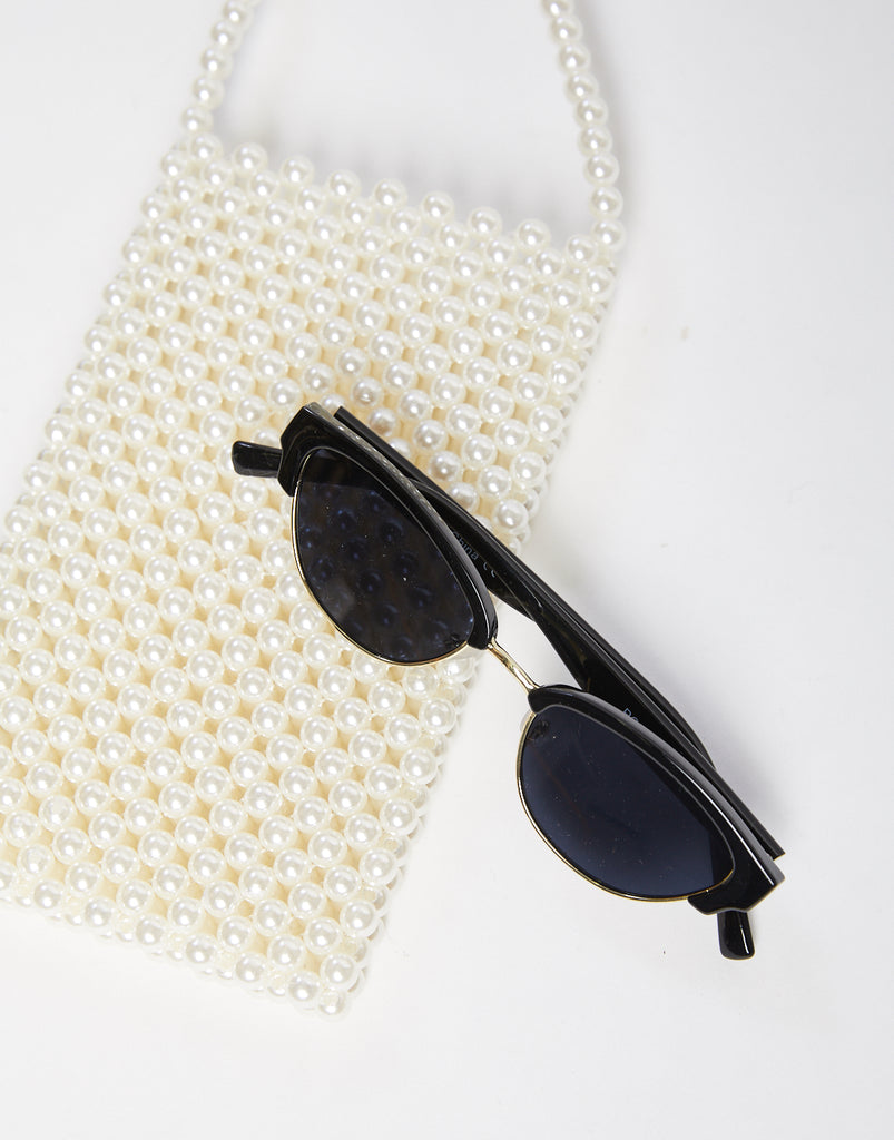 Half Frame Cat Eye Sunglasses Accessories -2020AVE