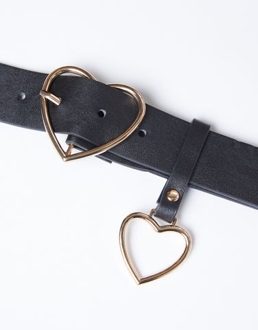 Heart On The Loose Belt