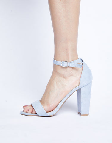 High Road Block Heels