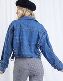 Hollywood Boulevard Denim Jacket