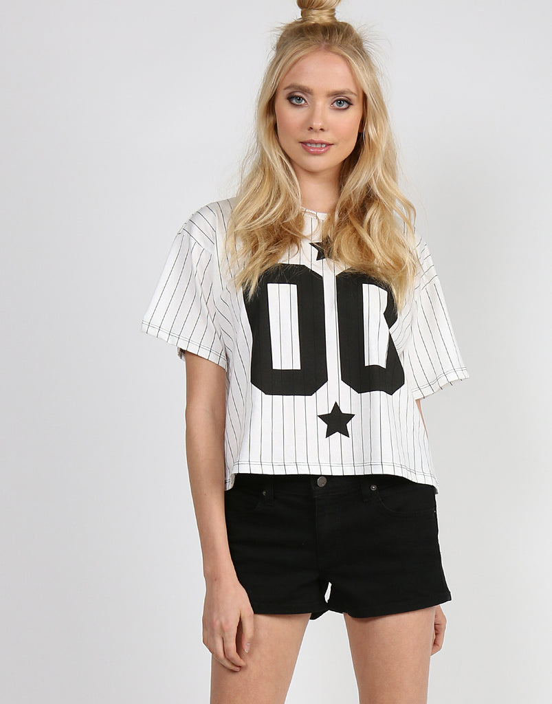 Jersey Boxy Top - 2020AVE
