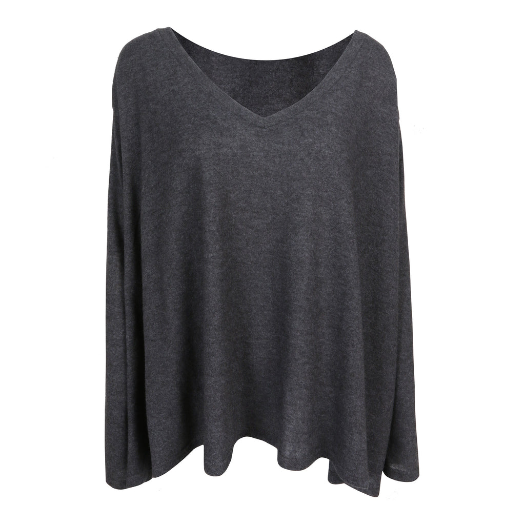 Fleece Sweater Top - 2020AVE