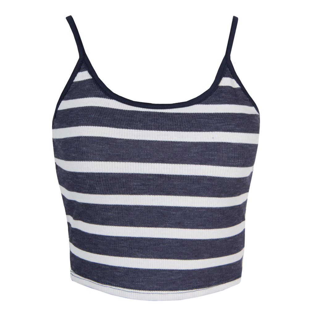 Nautical Striped Tank Top - 2020AVE