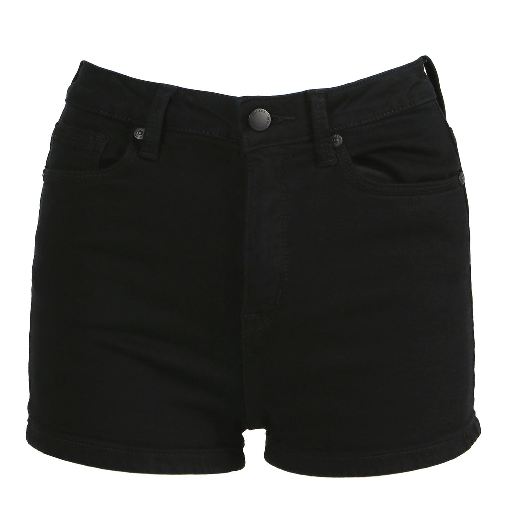 Simple High Waisted Shorts - 2020AVE