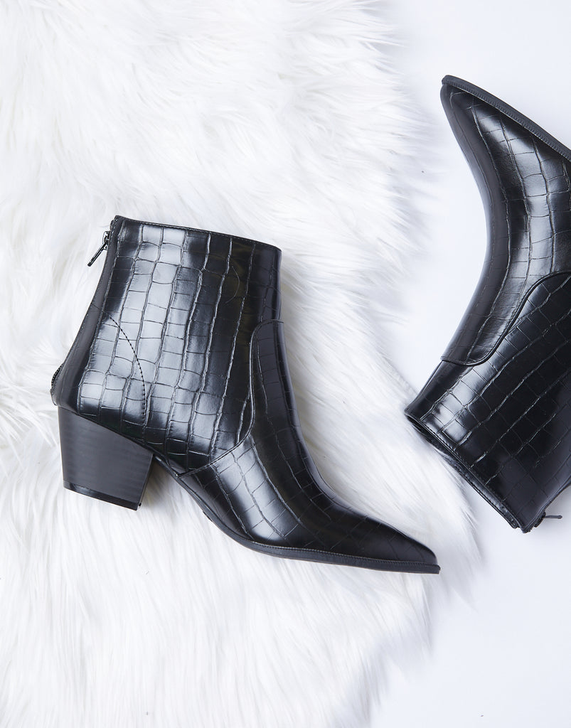 In A While Croc Booties Shoes -2020AVE