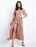 In The Moment Maxi Romper