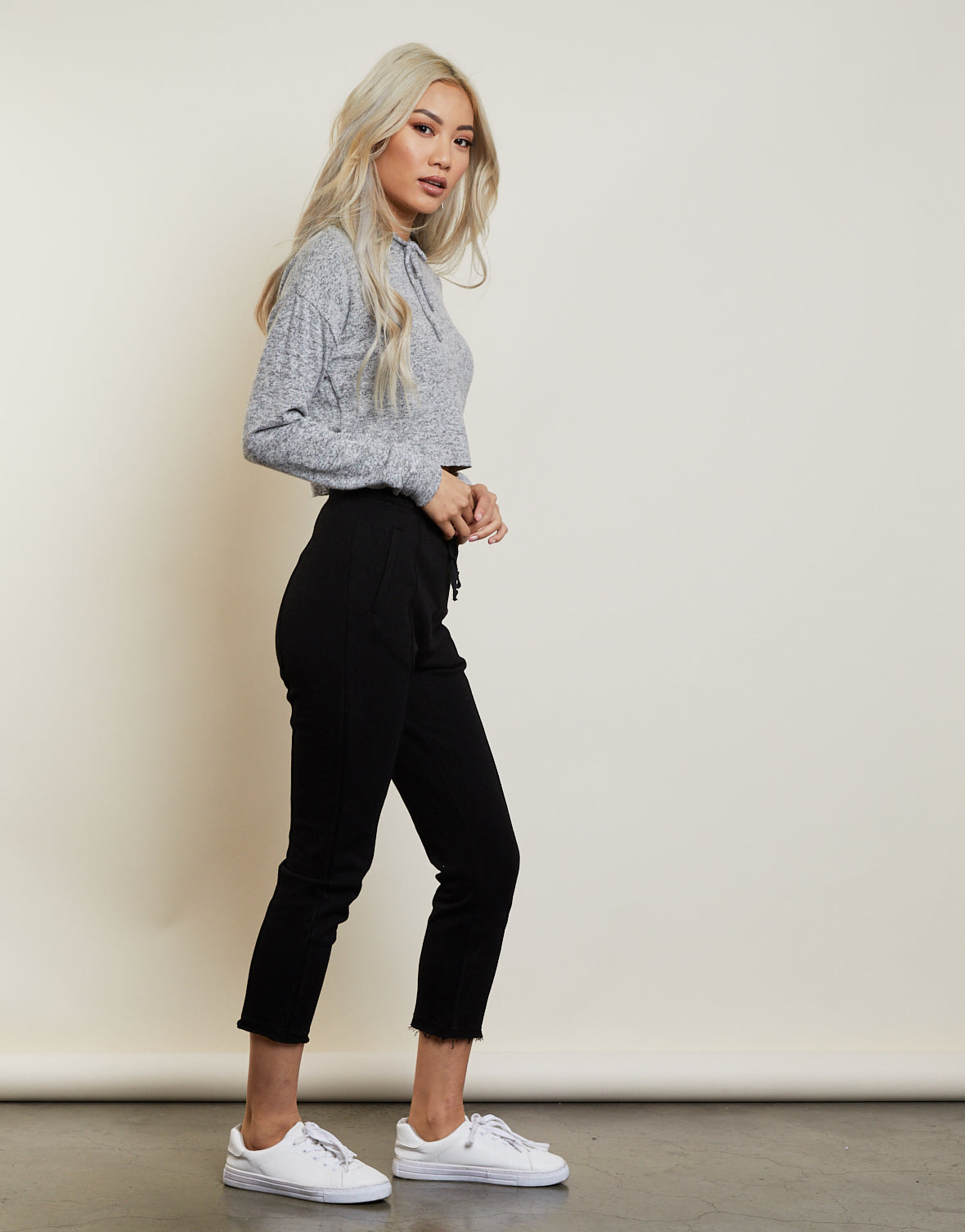 Incognito High Waisted Pants