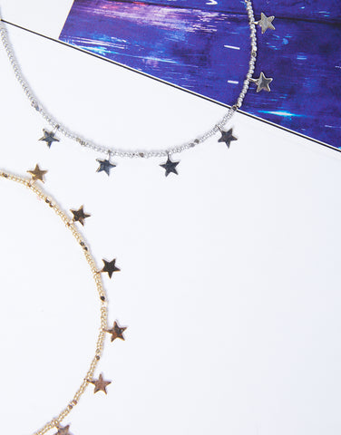 Under The Stars Choker Necklace