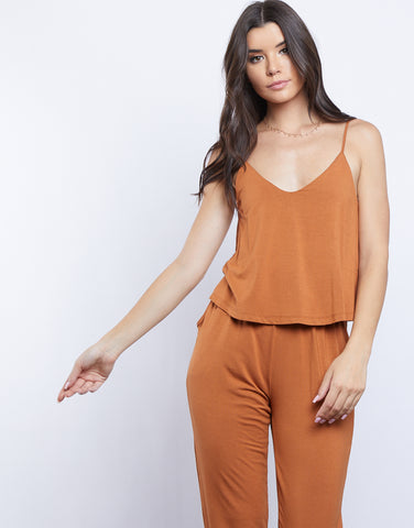 Julia Layered Jumpsuit
