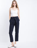 Julia Pinstripe Pants