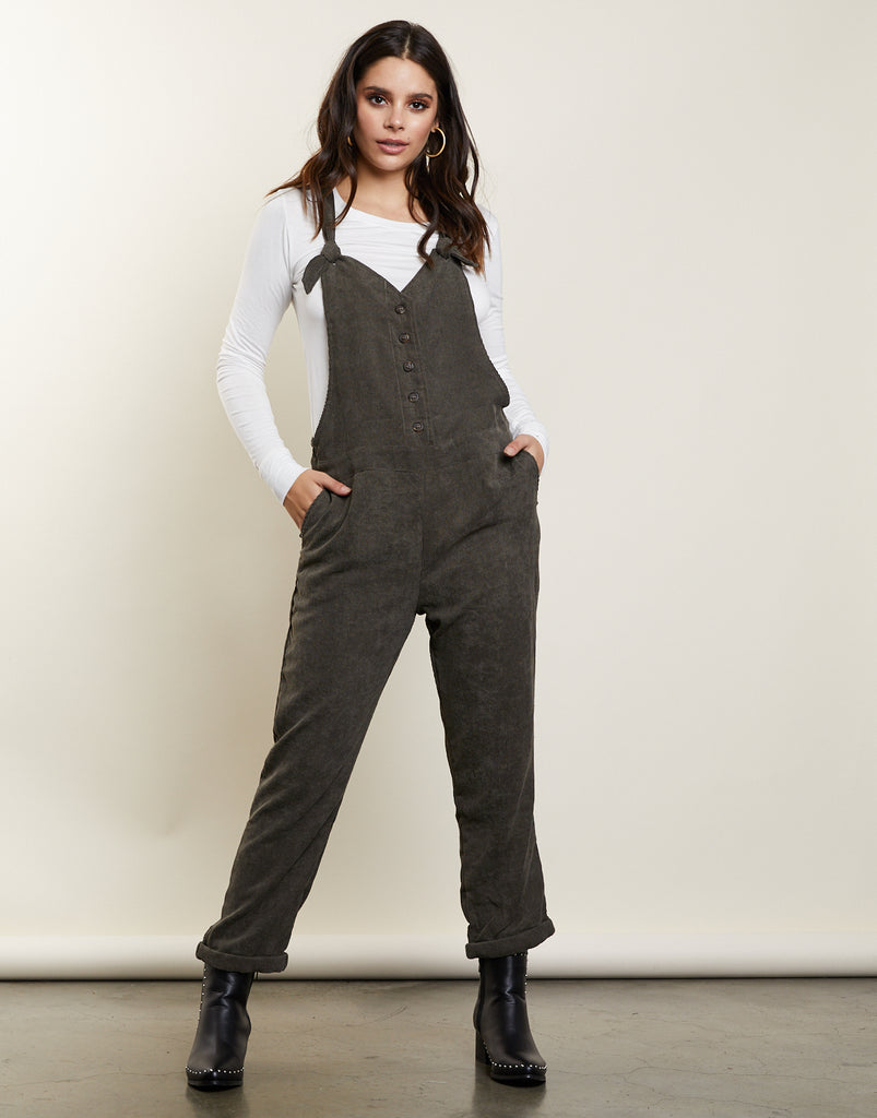 Julius Corduroy Overalls Rompers + Jumpsuits -2020AVE