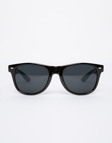 Just Another Day Wayfarer Sunglasses