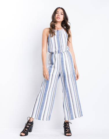Keeping In Line Jumpsuit