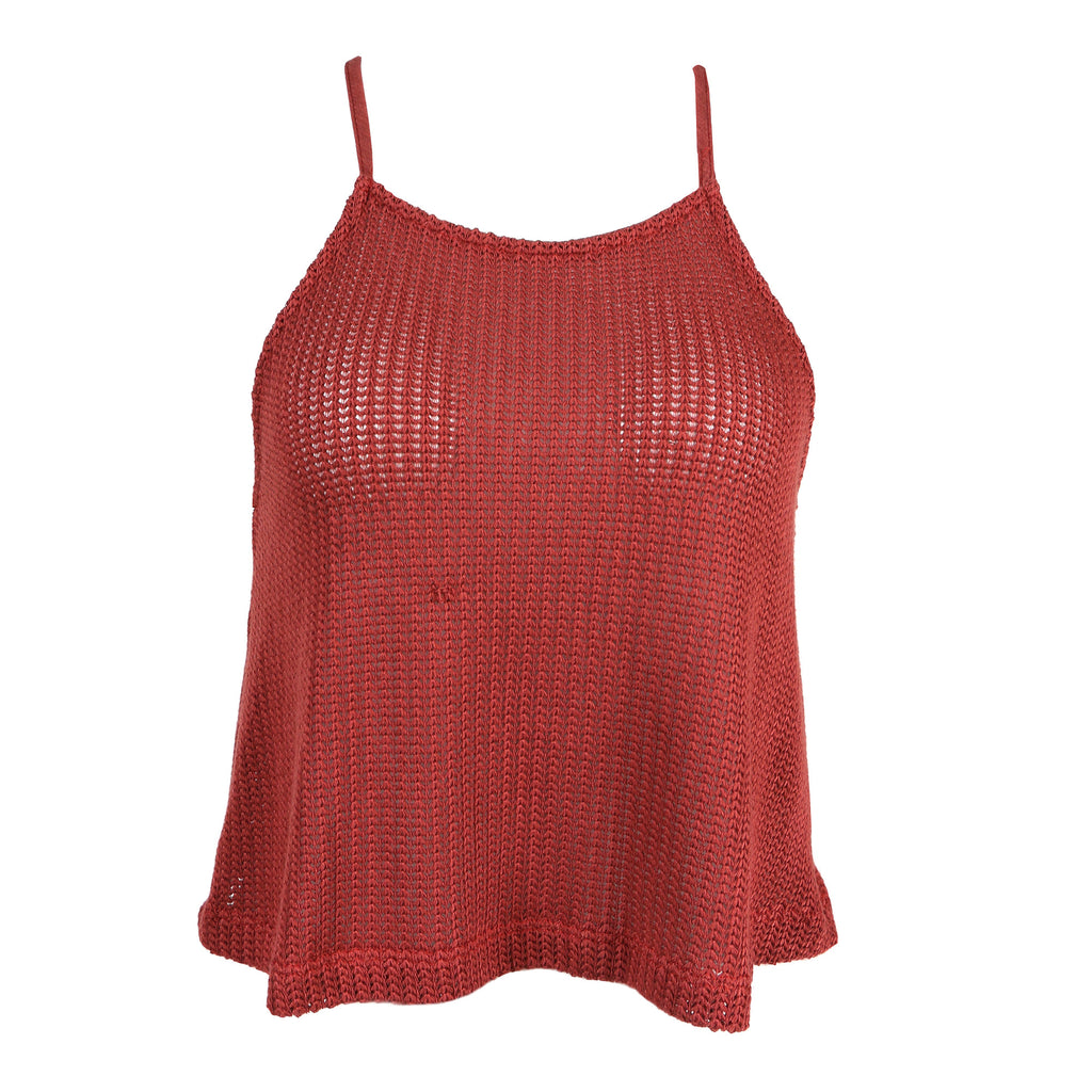 Knit Cami Swing Top - 2020AVE
