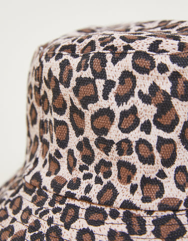 Let's Get Wild Leopard Bucket Hat