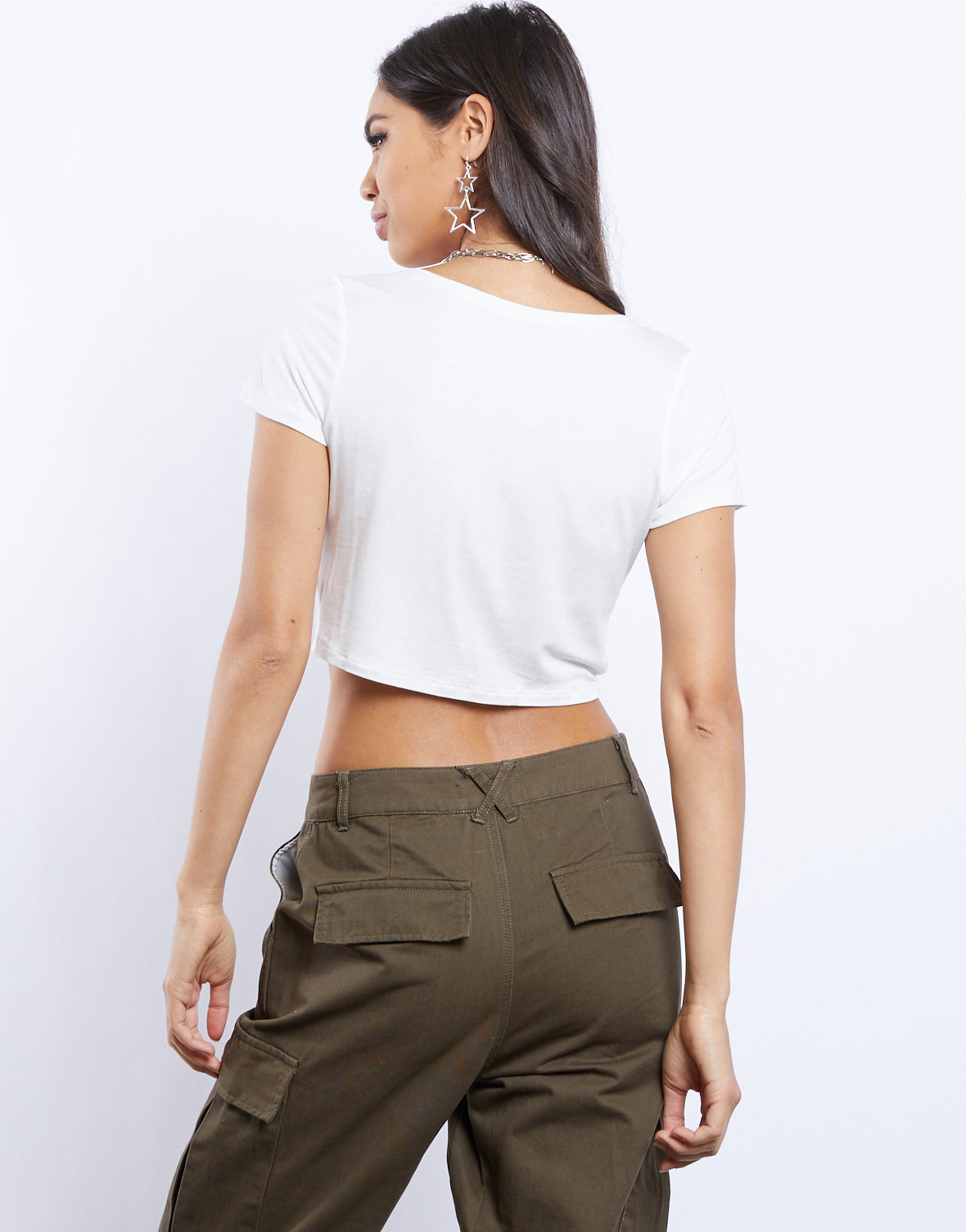 Light And Airy Simple Tee