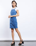 Lily Denim Dress