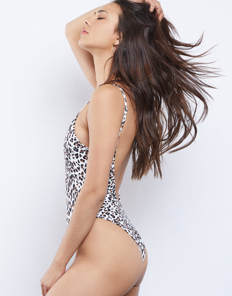 Michelle Leopard Swimsuit Swimwear -2020AVE