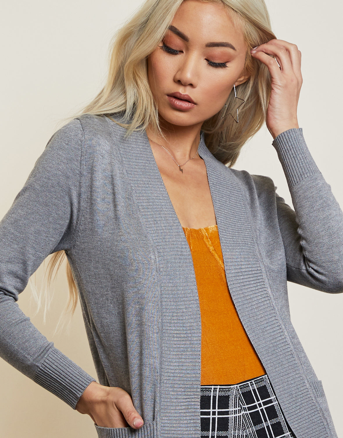 Monday Muse Cardigan