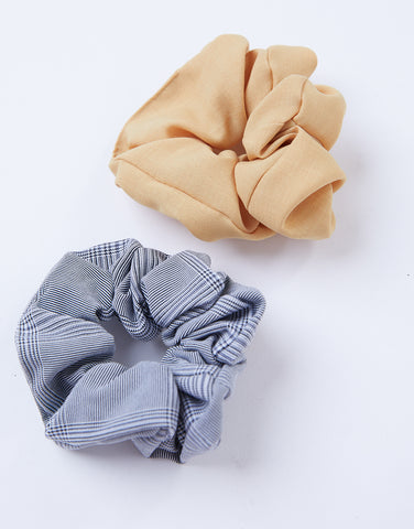 Monica Scrunchie Set