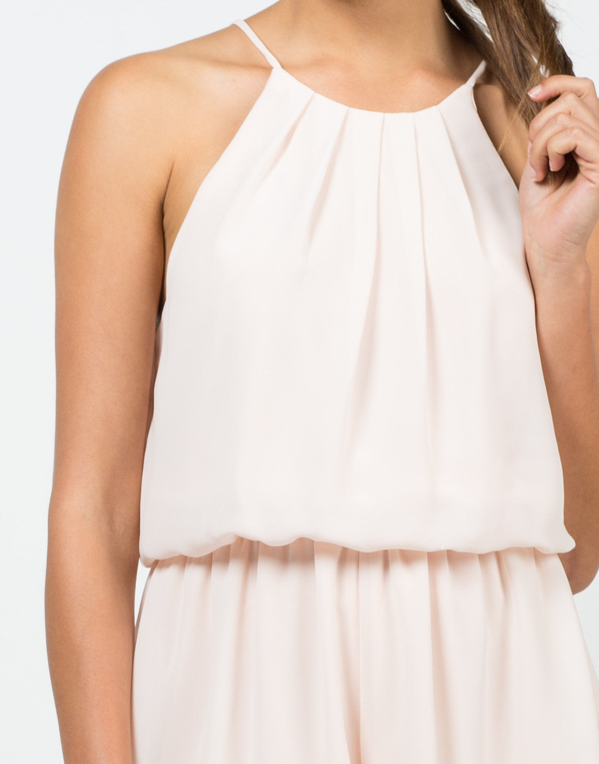 Detail of Gone With The Flow Romper