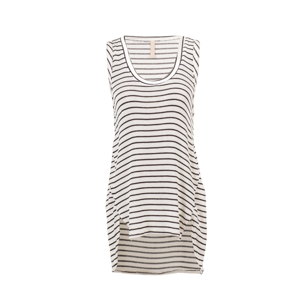 Knitted Striped Tank - Medium - 2020AVE