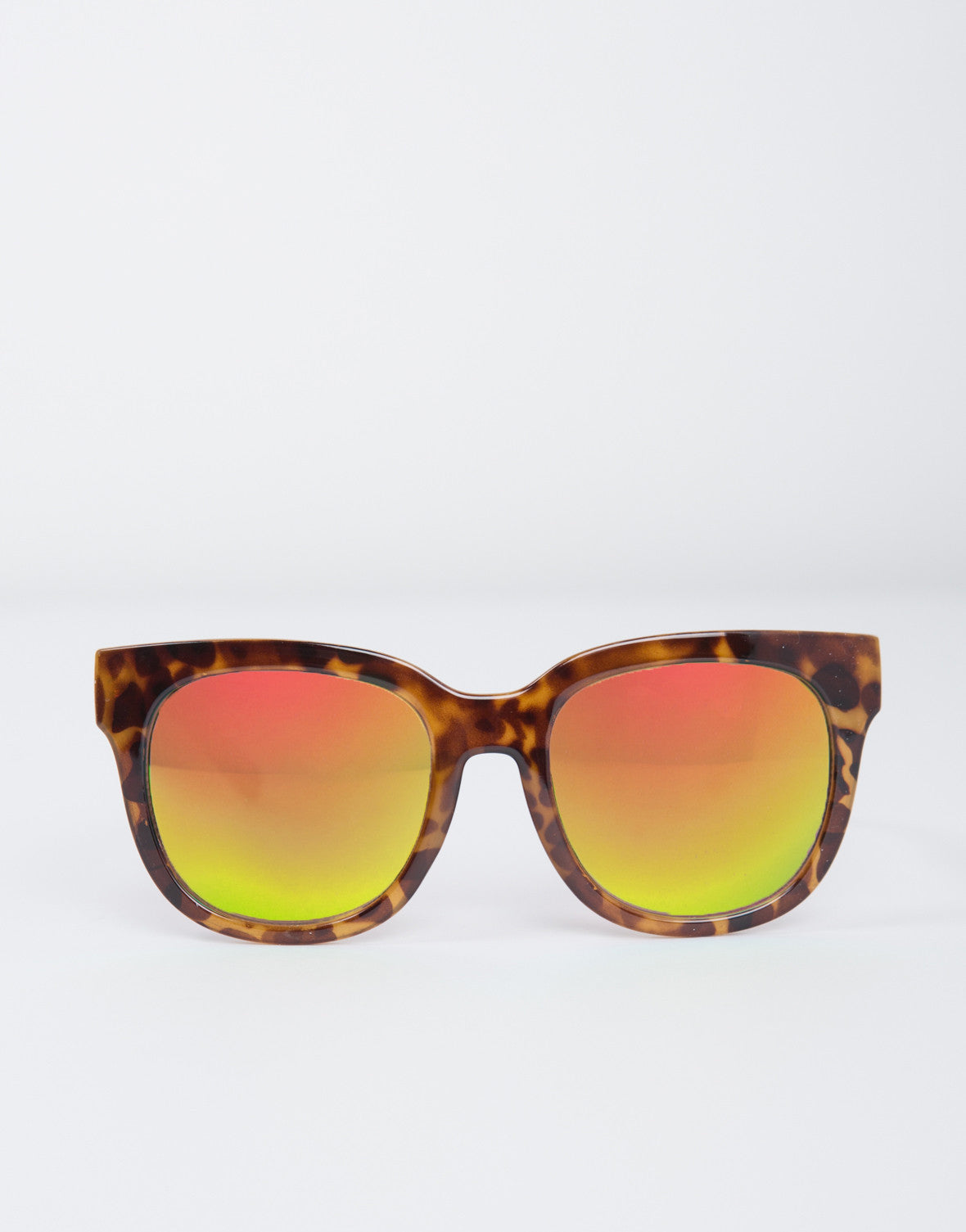 Mirrored Wayfarer Sunnies