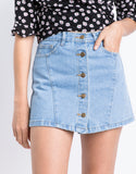Natali Denim Skirt