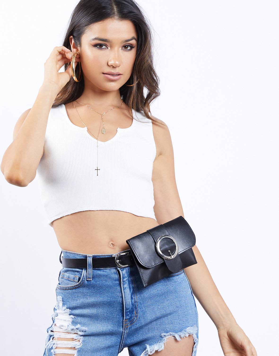 Off Road Cropped Top