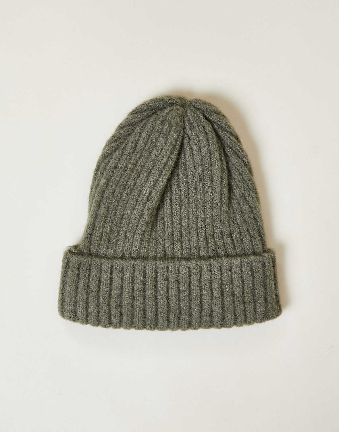 Off The Record Ribbed Beanie