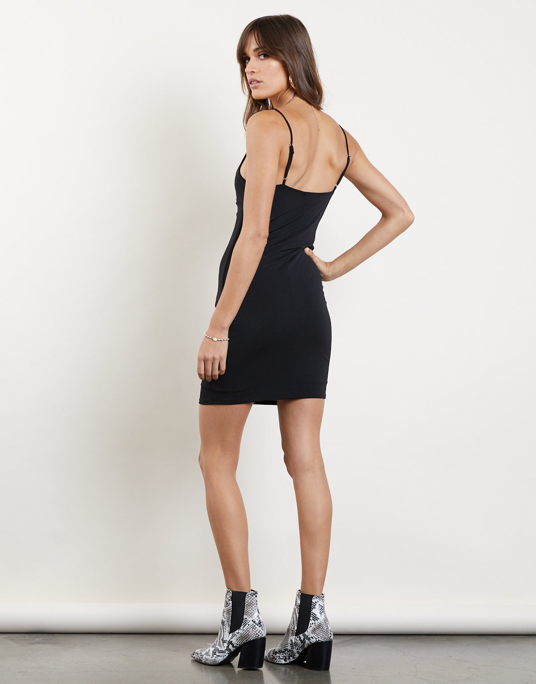 On My Mind Bodycon Dress