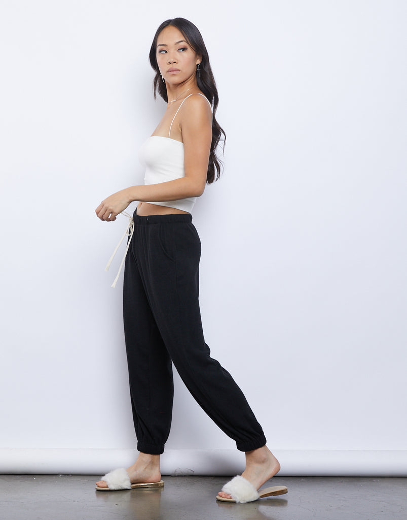On The Go Joggers Bottoms -2020AVE