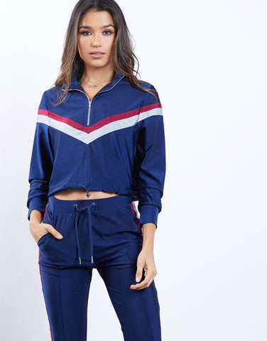 On The Right Track Jacket