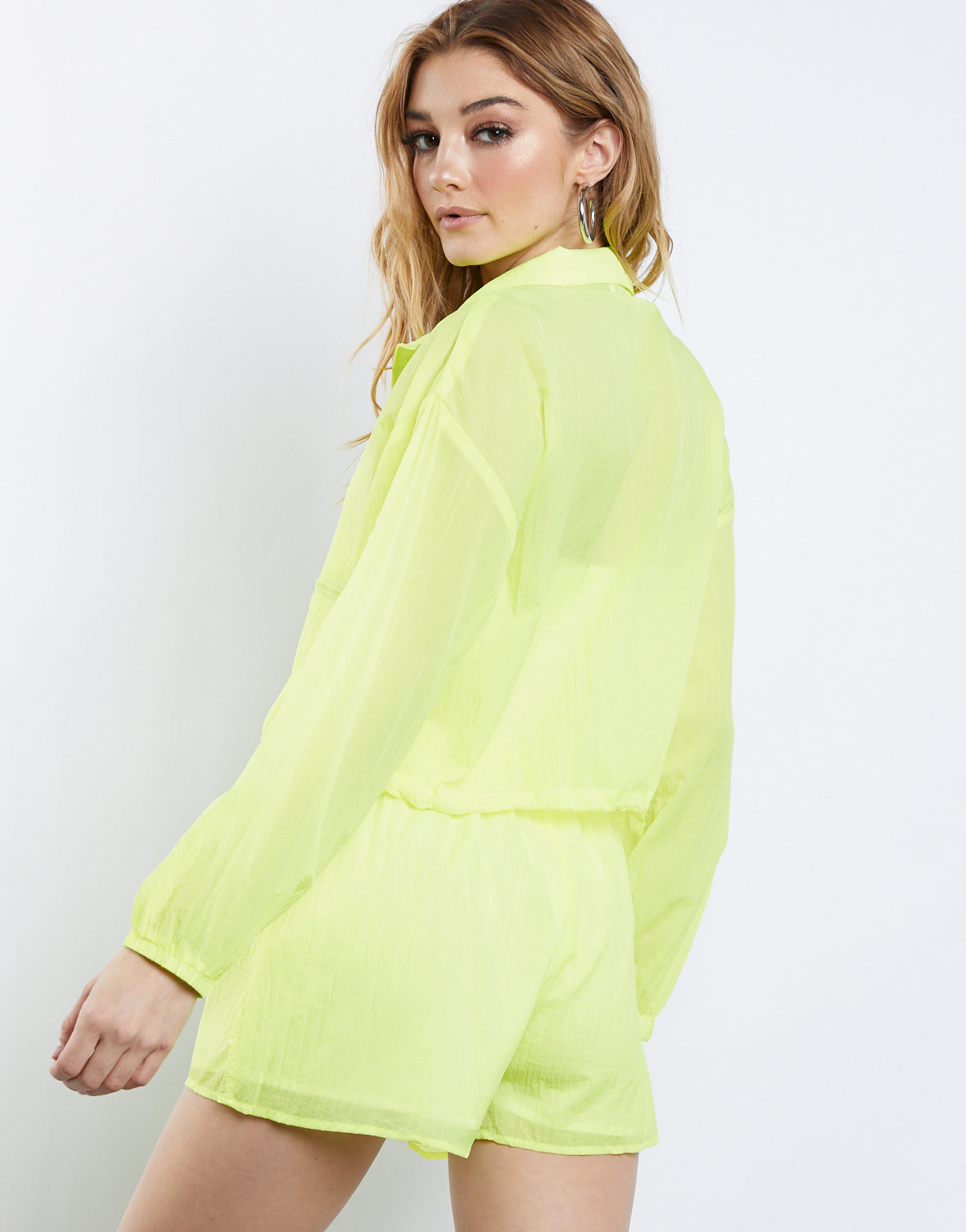 Optimist Neon Active Tracksuit