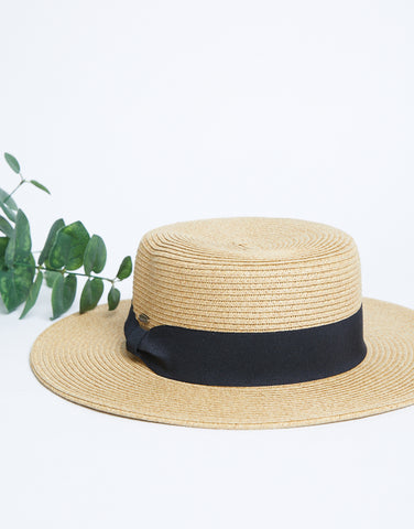 Out Of Office Straw Hat