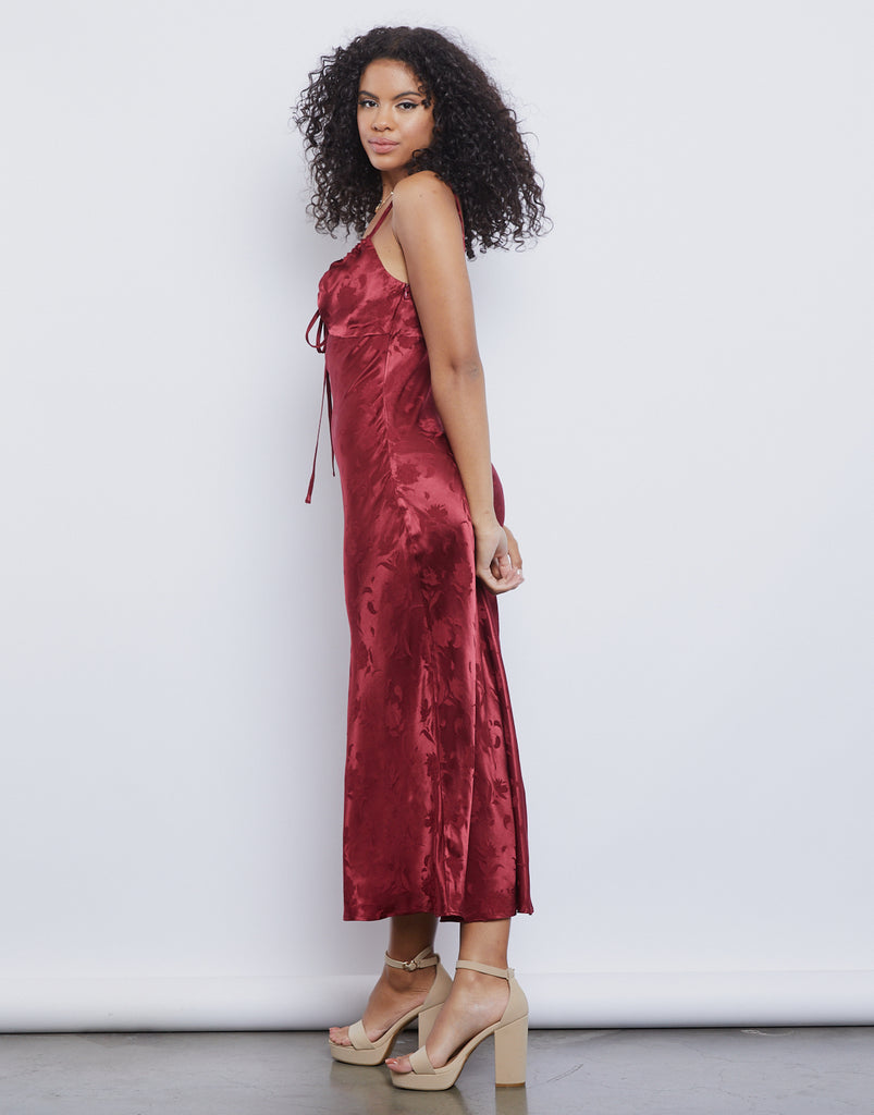 Paint the Town Slip Dress Dresses -2020AVE