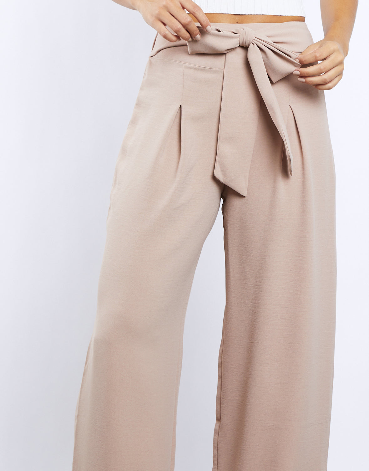 Palm Desert Wide Leg Pants