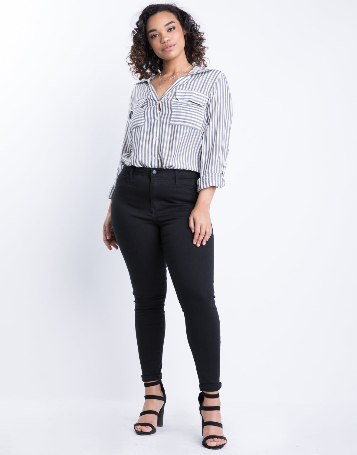 Plus Size Day to Day Jeans