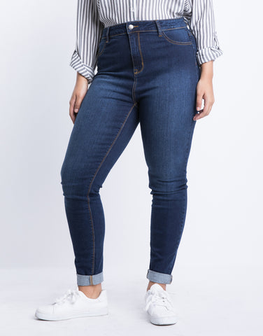 Plus Size Your Perfect Skinny Jeans